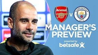 GABRIEL JESUS TO PLAY AGAIN THIS SEASON | Arsenal v City | Guardiola Press Conference