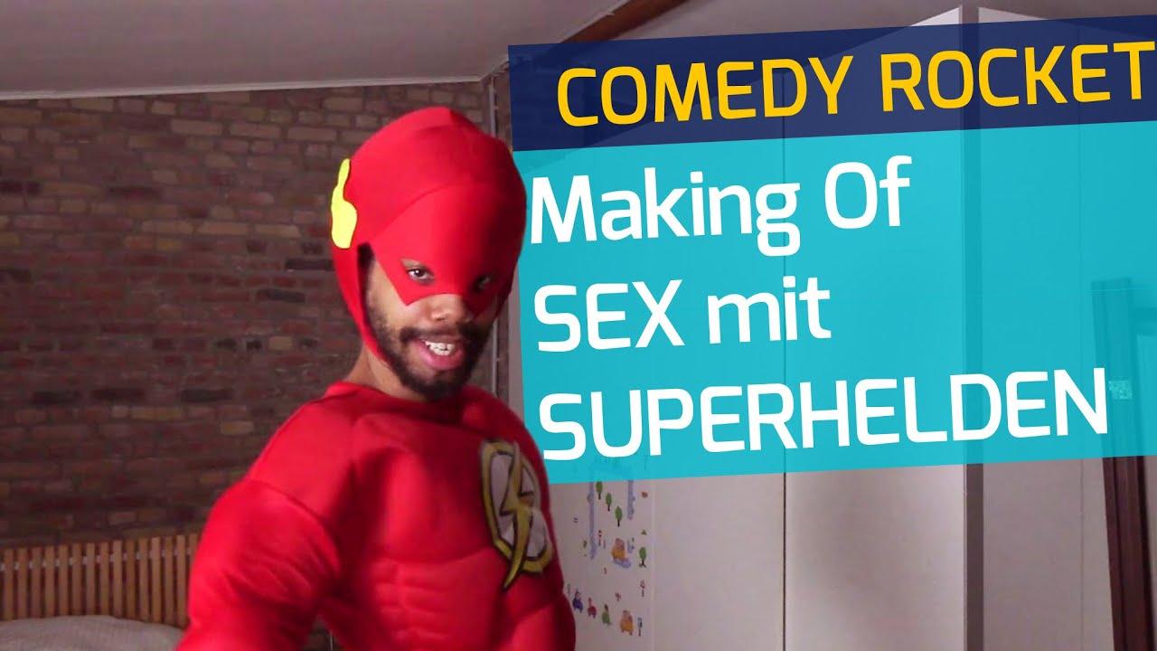 Wilder Sex Mit Einem Superhelden