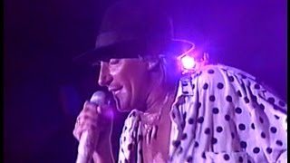 Rod Stewart en Chile 1989 - Da ya think I