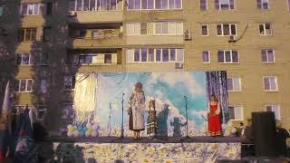Сорокова Варвара( 3года) - Жили у бабуси.