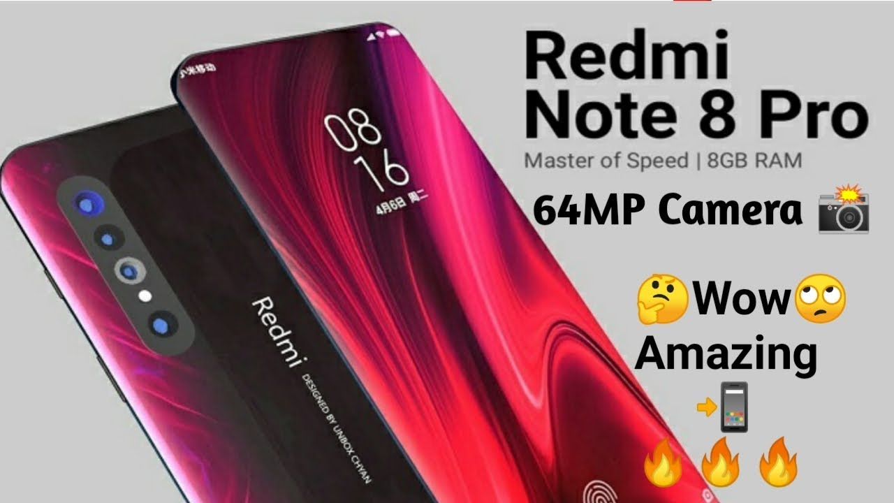 Xiaomi Redmi Note 8 Pro Price In Nepal Specification Features 64mp Camera Youtube