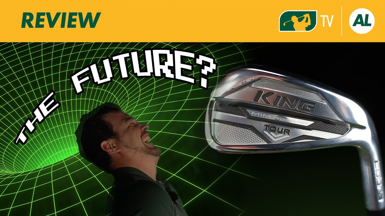 I DID NOT see this COMING!! | COBRA KING Tour Irons