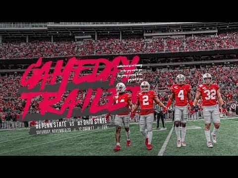 Chris - Ohio State Football - Penn State Game Trailer!
