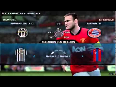 PES 2015   Ps2 ULTIMATE TEAM Patch HD   YouTube