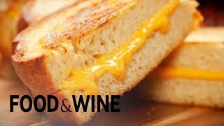 Tips for Next Level Grilled Cheese | Food & Wine