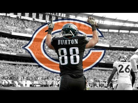 "Trey Burton || ""Welcome to Chicago"" 
