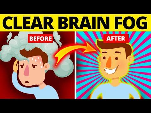 How To Get Rid Of Brain Fog (Brain Fog Symptoms) New Video