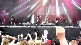 All Time Low, Stella HD, live Rock am Ring '13, 09.06.2013
