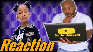That Girl Lay Lay Leaves DC Young Fly Speechless Wildstyle: Reaction