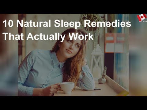 10 natural sleep remedies that actually work