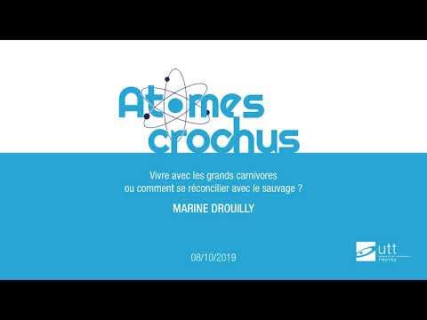 Atomes Crochus UTT - Numéro 1 - Marine Drouilly