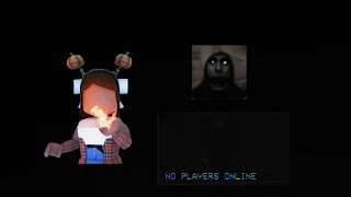 No Online Player|Roblox horror game
