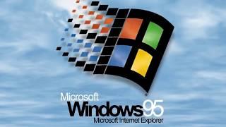 (HQ) Windows 95 Startup Sound - Brian Eno - The Microsoft Sound