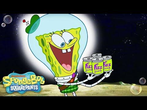 SpaceBob MerryPants 🎅 SpongeBob SquarePants Holiday Special | Nick