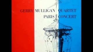 Gerry Mulligan Quartet at the Salle Pleyel - Bernie