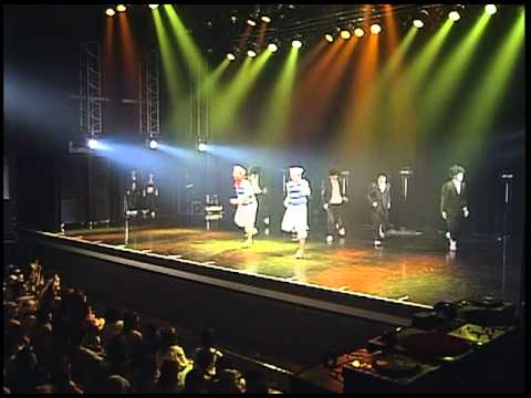 JADE DANCE PARTY 2003 :: A5 つなぎ章吾