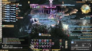 Final Fantasy XIV:  A Realm Reborn - Faerie vs. Odin 2 (7-5-2014)