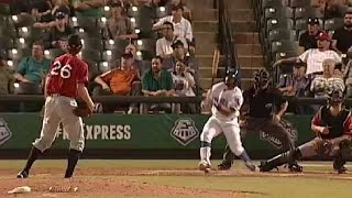 Rougned Odor Goes Yard For The Express