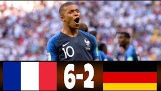 France 6-2 Allemagne • Ligue des Nations Preview (Les 3 dernières confrontations)
