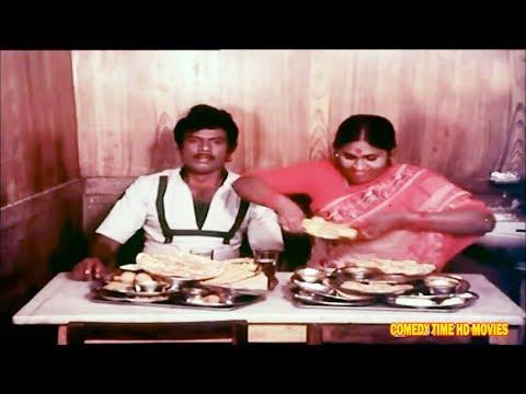 வயிறு வலிக்க சிரிக்க இந்த காமெடி-யை பாருங்கள் | Food Comedy Videos | Goundamani Best Comedy