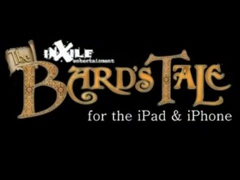 The Bard's Tale - iOS Trailer