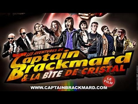 captain brackmard le film