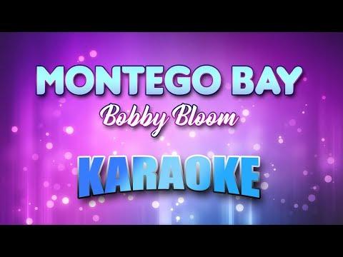 Montego Bay - Bobby Bloom (Karaoke version with Lyrics)