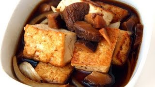 Korean Tofu Pickles (Dubujangajji: 두부장아찌)