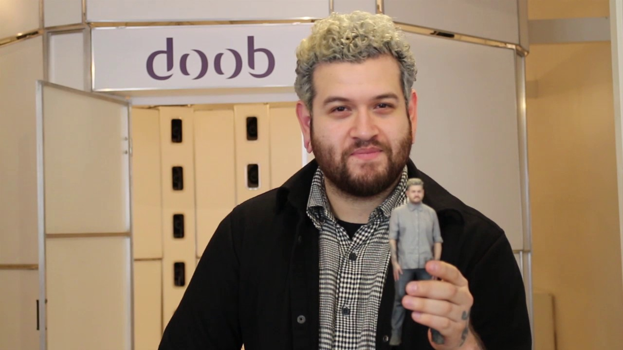 Doob: Your personal 3D Replica