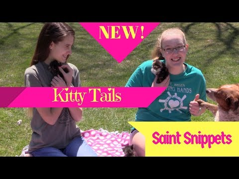 Kitty Tails: Saint Snippets!