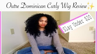 Get Big Curly Hair ONLY $17 Outre Dominican Curly