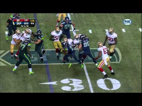 2014 NFC Championship Seahawk Highlights