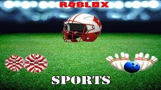 Roblox - Sports (Prizes)