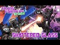 TRANSFORMERS: THE BASICS on SHATTERED GLASS