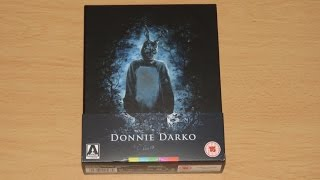 DONNIE DARKO - SPECIAL EDITION ARROW VIDEO – DIGIPACK DIRECTOR'R/THEATRICAL CUTs - BLU-RAY/DVD/BOOK