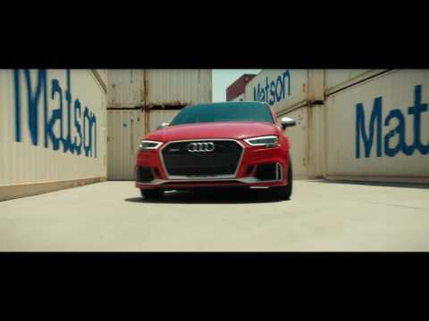 Audi Sport - Hard Sound Driving with all RS model (RS3, TT RS, RS6, RS7...)
