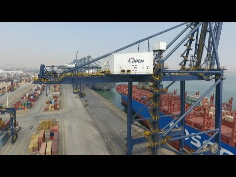 First Freighter Leaves Dalian Port For Seattle