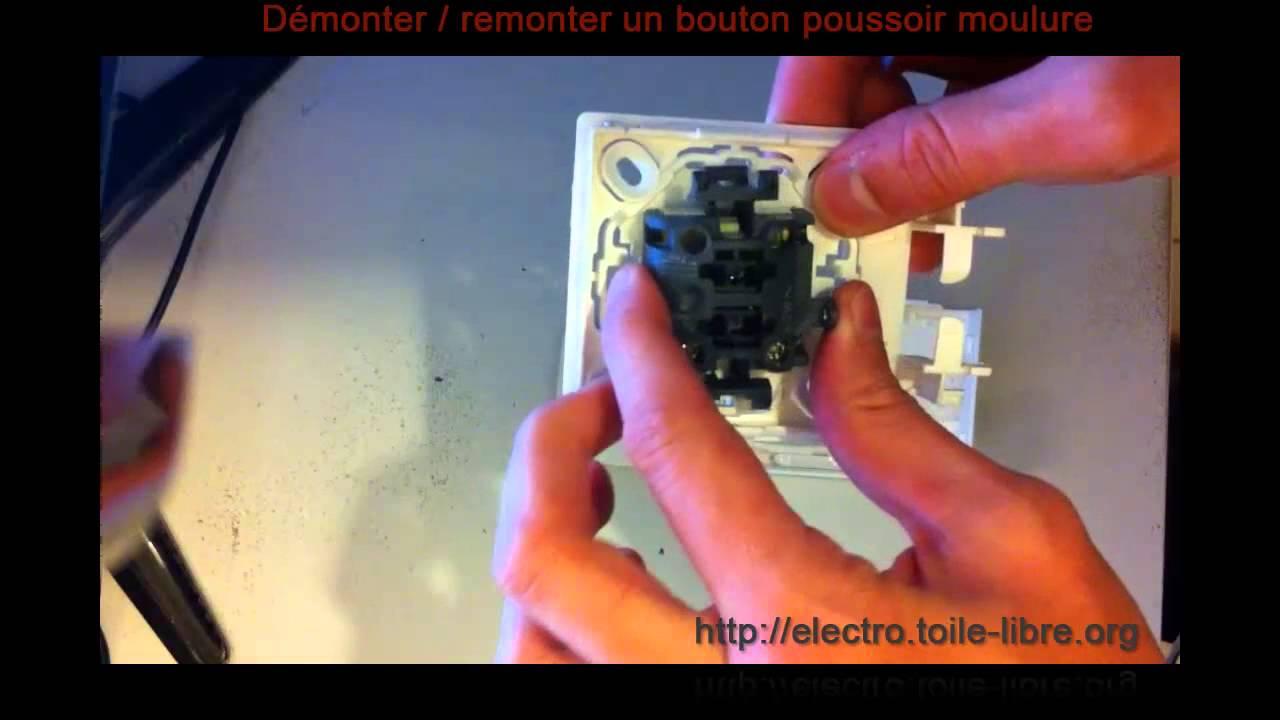 Bouton Poussoir Sonnette Legrand 41645