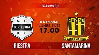 Deportivo Riestra vs Deportivo Santama. full match