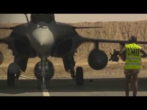 Rafale - Operations in Libya