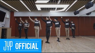 "GOT7 ""니가 부르는 나의 이름(You Calling My Name)"" Dance Practice (Name Tag Survival Ver.)"