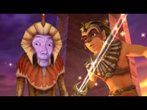 OMG IS THAT GEORGE TAKEI!? | Sphinx and the Cursed Mummy | Part 1 |