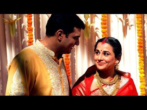 Banarasi Sari Gifted by Husband Among Vidya Balan's Favourites