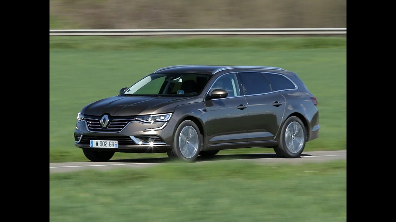 essai renault talisman estate tce 150 edc7 intens 2016 youtube. Black Bedroom Furniture Sets. Home Design Ideas