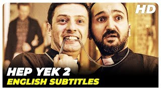 Hep Yek 2 | Turkish Comedy Full Movie ( English Subtitles )