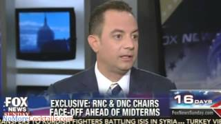 Reince Priebus nails Debbie Wasserman Schultz with reference to Politico story