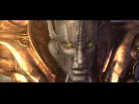 Warcraft Lore: Archimonde Destroys Dalaran