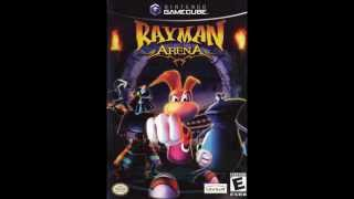 Rayman Arena: Every Character Racing Theme HD