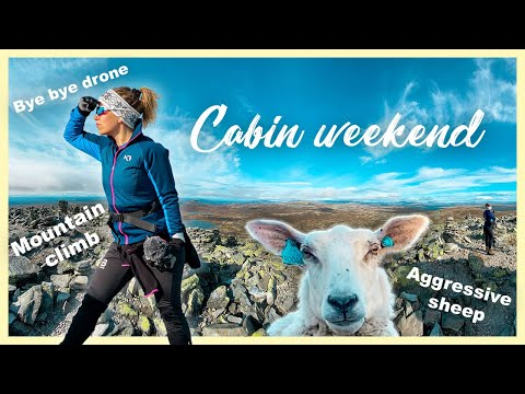 Weekend Cabin Getaway | Vlog from the Mountains of Norway