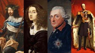 LGBT Kings & Queen of Europe